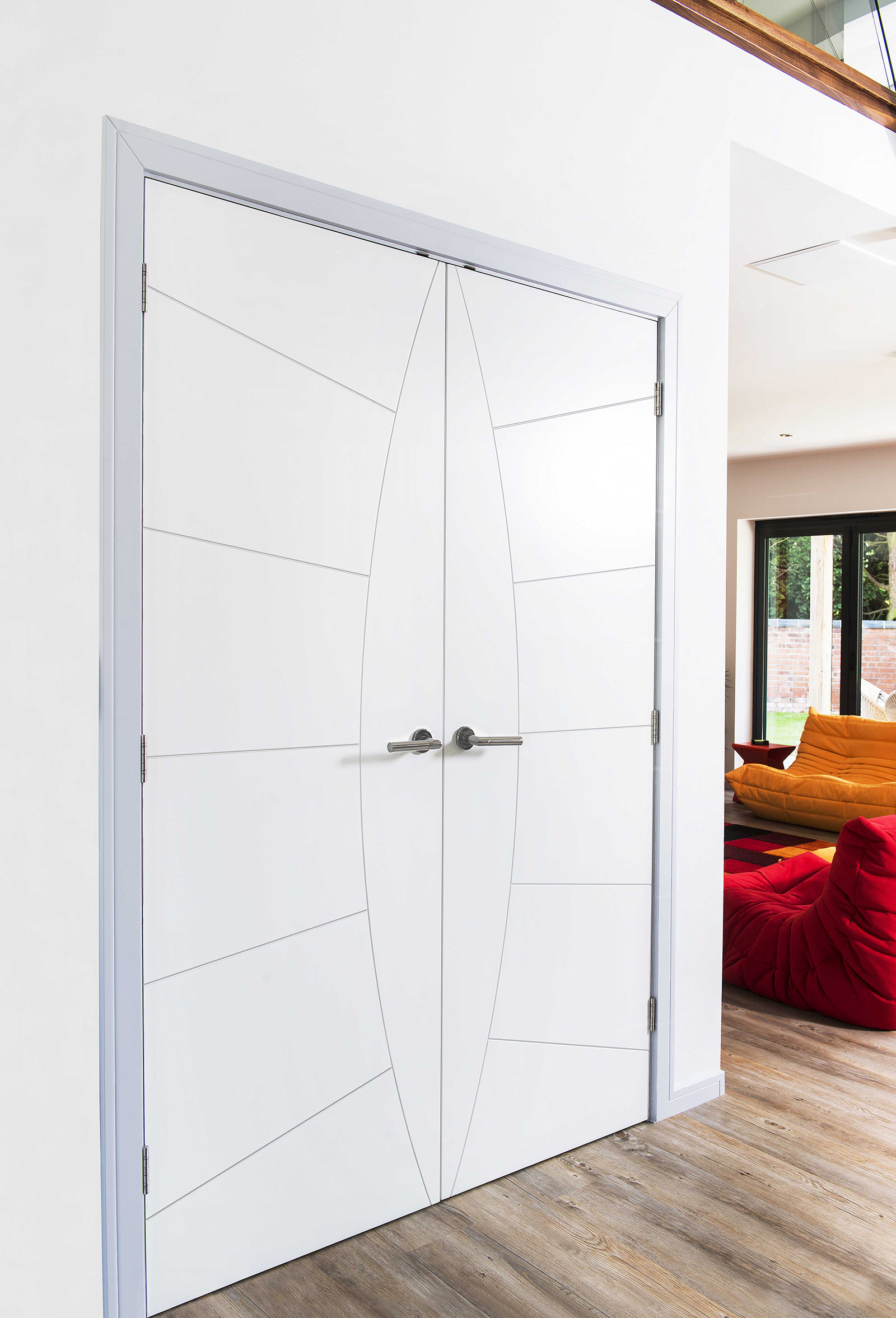 Internal French Doors